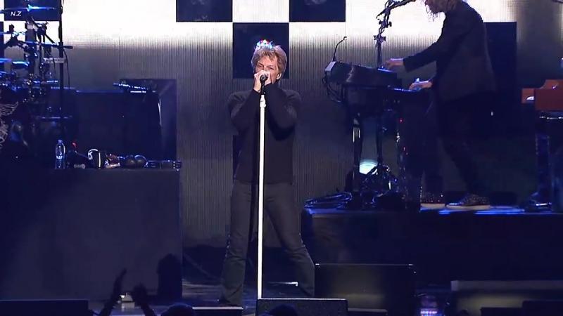 Bon Jovi - Livin on a Prayer 2012 Live Video FULL HD