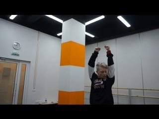 Елена Темникова - Медленно | PRO|Танцы Уфа | Anthony Bogdanov