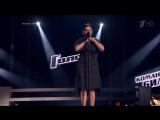 Юлия Валеева исполнила песню Мы разбиваемся- Голос - Сезон 6