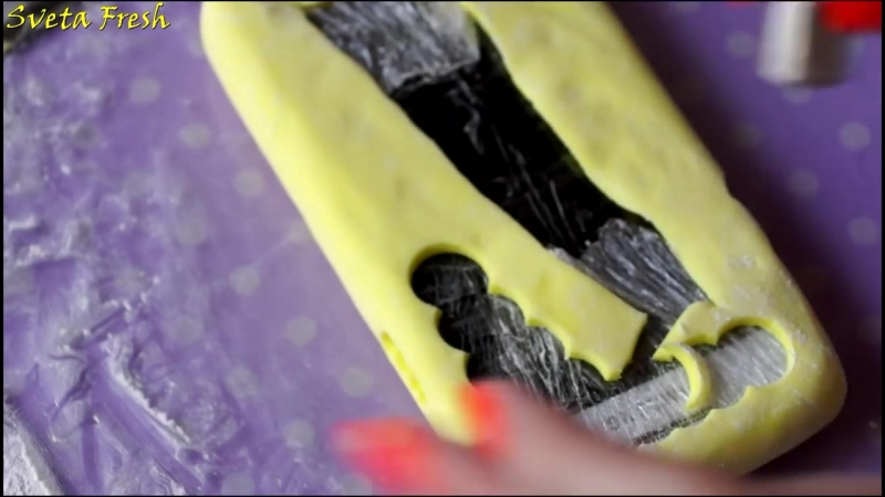 DIY 5 идей из силикона- Чехол на телефон из силикона своими руками-Cilicon phone case.mp4