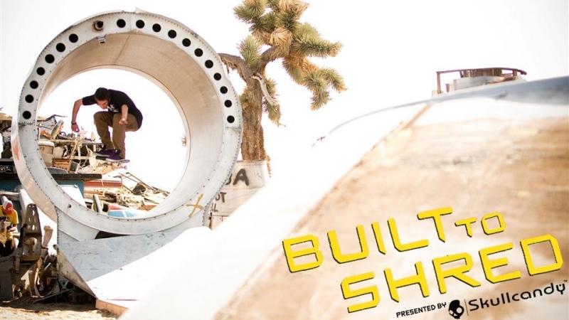 Built To Shred S01E01 Slab City