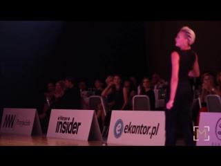 Ferdinando Iannaccone - Yulia Musikhina - Warsaw Int. Dance Champ. 2017 - ShowDance Jive