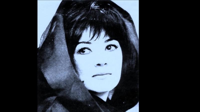 """Anna Moffo - G. Puccini. """"Chi il bel sogno di Doretta"""" ('La Rondine')"""