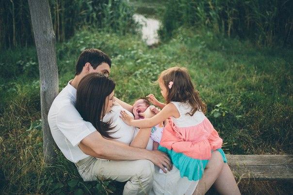 Любовь слепа, зато семейная жизнь — гениальный окулист!