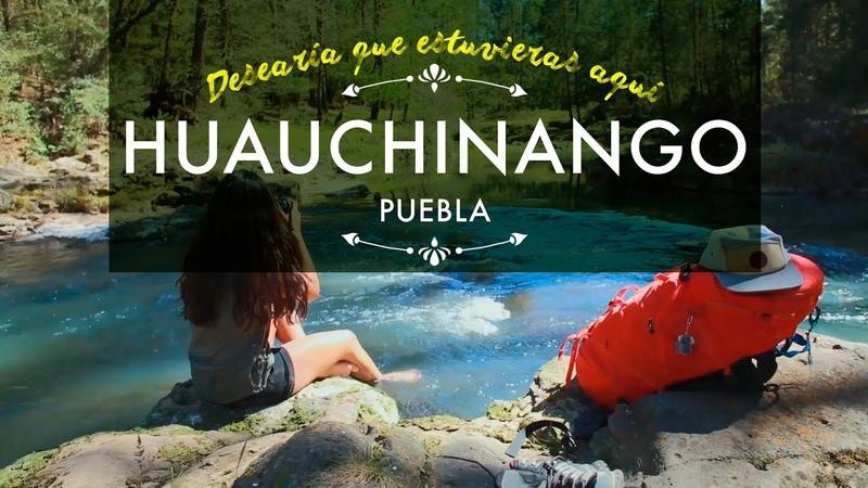 Mexico Pueblo Mágico de Huauchinango Puebla