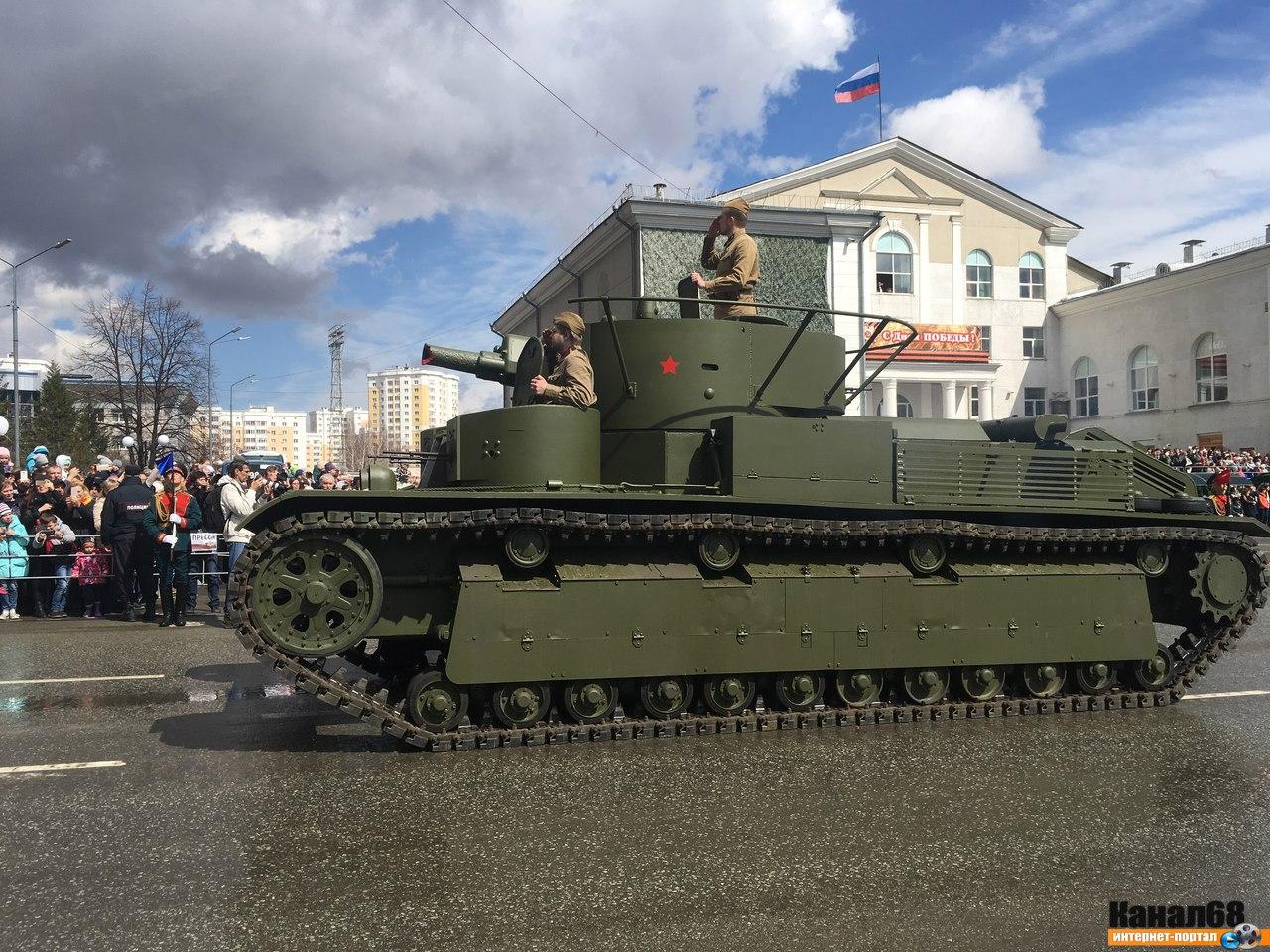 [WWII] Soviet tank development RaMya8os6Ro