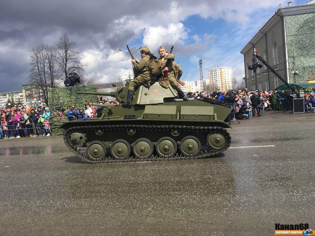 [WWII] Soviet tank development ZAVcQ1YZGbo