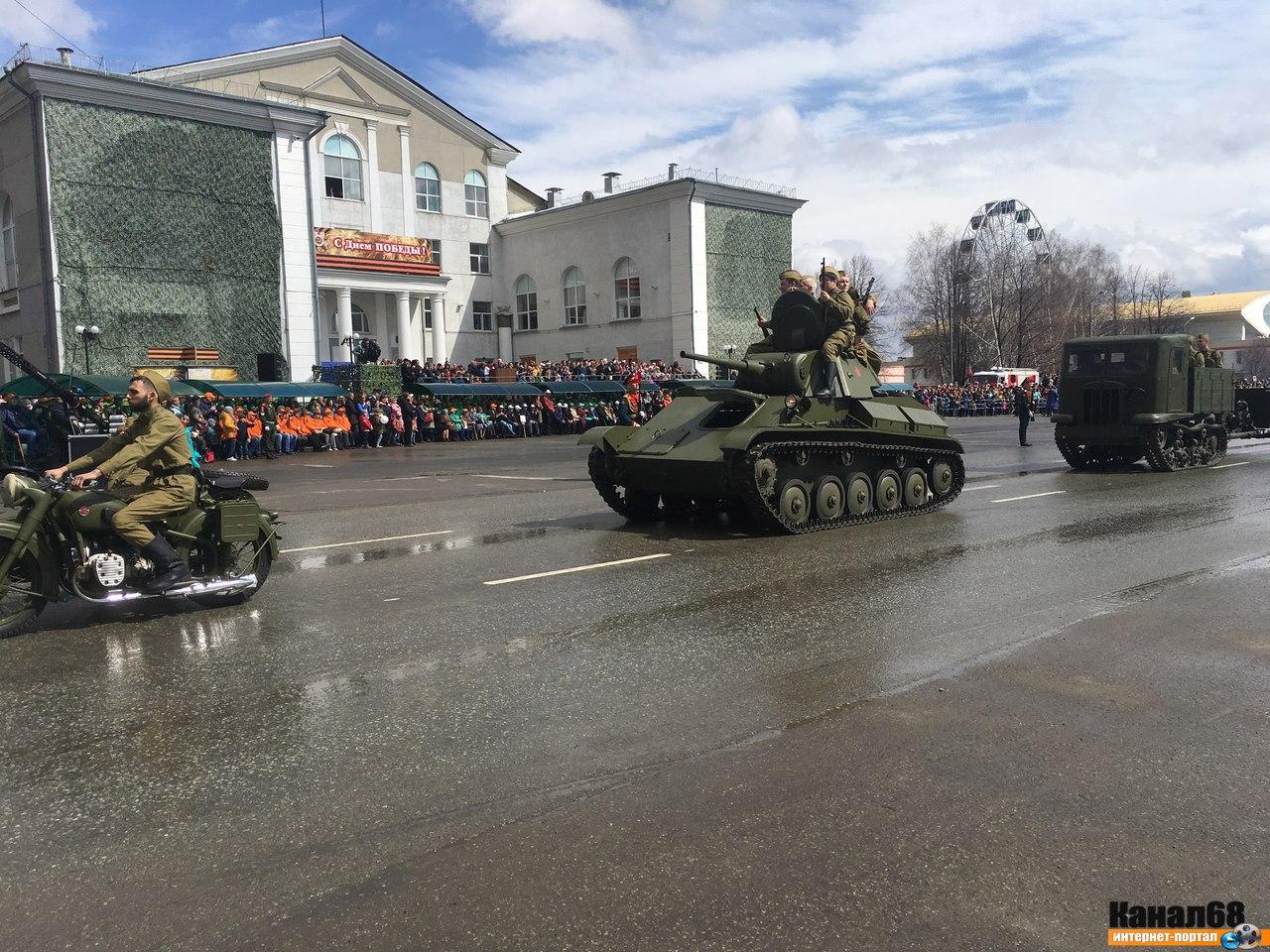 [WWII] Soviet tank development ZEvF2v3qJw4