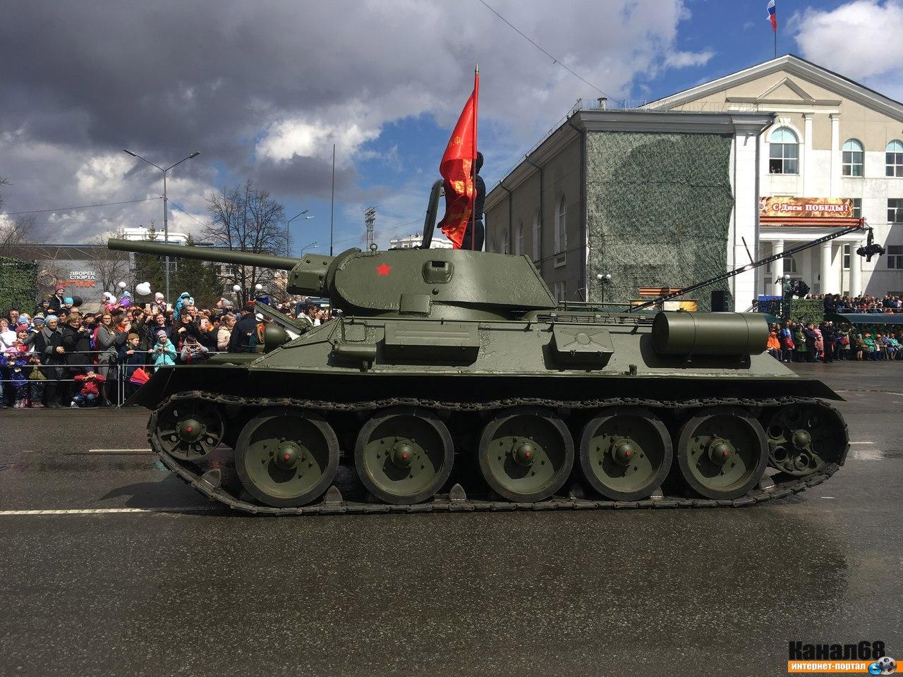 [WWII] Soviet tank development U_I0aQpmXWQ