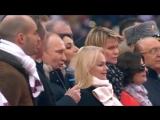 Это вам за Олимпиаду! гимн России от Путина.