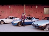 #MagnusWalkers 1980 #Porsche 924 #Carrera GT_ The Unloved Outlaw