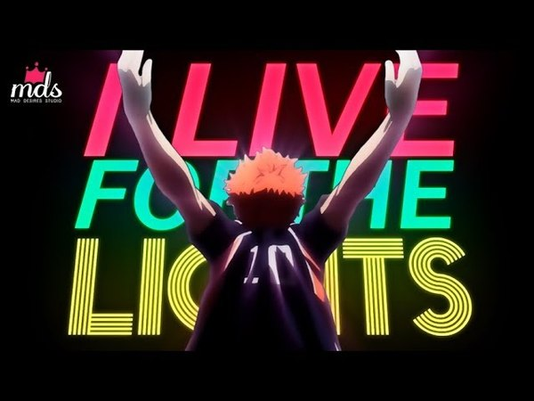 ||MDS|| LIVE FOR THE NIGHT MEP