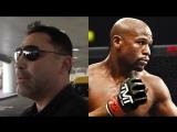 Оскар Де Ла Хойя: Мейвезер никогда не пойдет в UFC