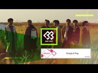 [PREVIEW] 29.03.2018: BTOB @ Simply Kpop (EP. 305)