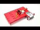 Pipe Cleaner Bending Robot - LEGO MINDSTORMS EV3