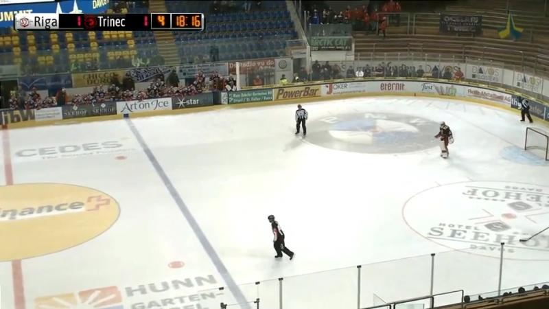 Summit Hockey DavosДинамо Р - Тршинец 12 Б16.02.18.