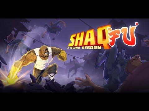 КУНГ-ФУ ОТ ШАКИЛА О'НИЛА / Shaq Fu: A Legend Reborn 1