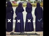Мусульманка моя (для сестёр) ?☝️
