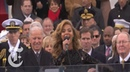 Beyoncé Sings the National Anthem at the 2013 Obama Inauguration The New York Times