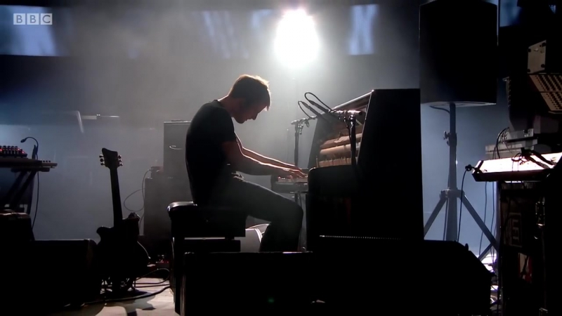Nils Frahm – A Winged Victory for the Sullen (BBC Proms 2015)