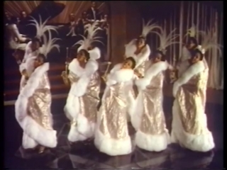 Tap Dancing By The Four Hot Shots And Vocals By The Cotton Club Singers And Maurice Rocco