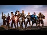 Mass Effect: Andromeda - Товарищ Райдер спасает галактику (+вебка)