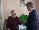 Труженица тыла Анастасия Христофоровна Корнилаева отметила свой 90 летний юбилей