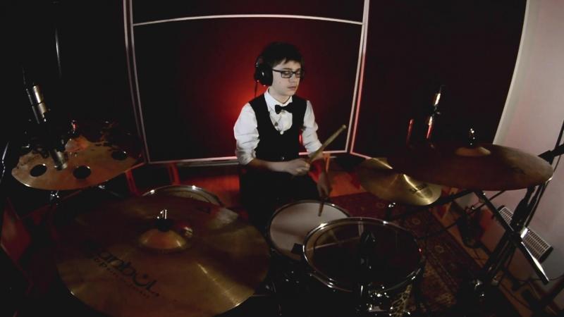 Smokie - Oh Carol - Drum cover - Артемий Боголепов (GORODKOVDRUM)