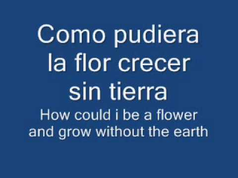 Vivir Sin Aire por Maná (English Lyrics)