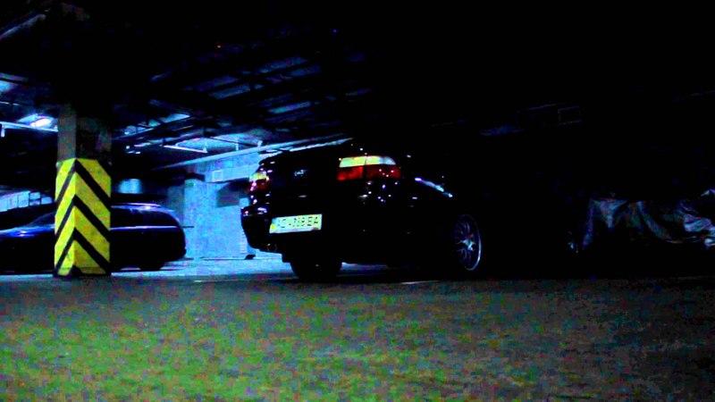 Opel Omega B FL IRMSCHER(Teaser)