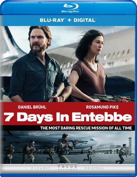 Операция «Шаровая молния» / Entebbe (2018/BDRip/HDRip)