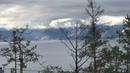 Удивительно красивый вид на Байкал с территории центра Рождение на Байкале