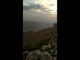 Плато Лаго-Наки 1700м над уровнем моря