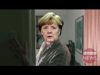 Hack News - Кошмар фрау Меркель