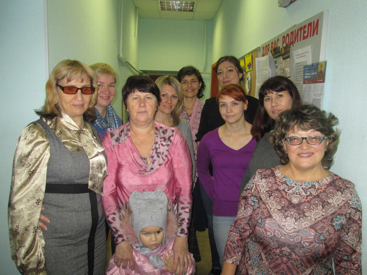 Мамы интересно провели время в ожидании своих детей в НРООРДИЗ «Перспектива»