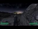 FalloutNV-Обкуренный дед научился летать как чёрт.