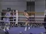 Kim Messer 1st round Ko