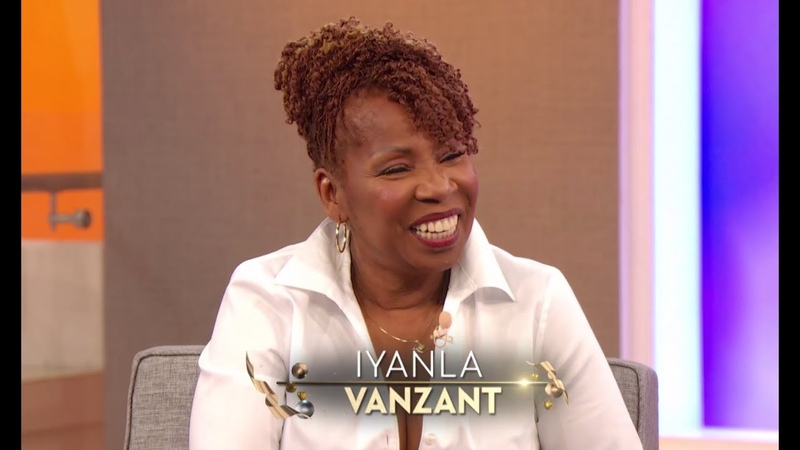 "MONDAY: ""Iyanla: Fix My Life"" Host Iyanla Vanzant ""This Is Trending"" Fitness Gadgets!"