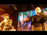 CRE8IVE Sir-J (D.O.B.) &amp LEONOFF KING (M-side-S) - Почём Москва_! Freestyle Jino (Live 19.05.18) Filmed by Captain Johnson