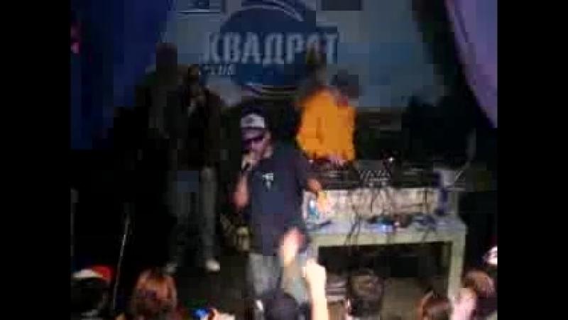 2007.10.05 - Гек x Ганш x DJ N-Tone - another live (Презентация cd Гека, Квадрат, Москва)