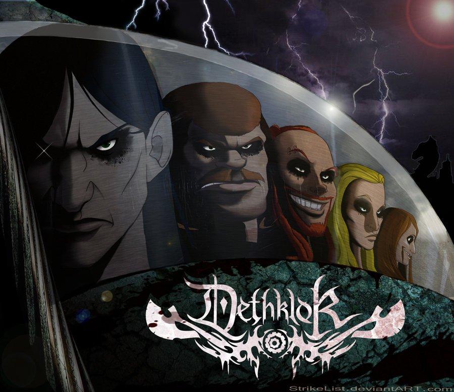 Dethklok - Skwisklok (S01E11)