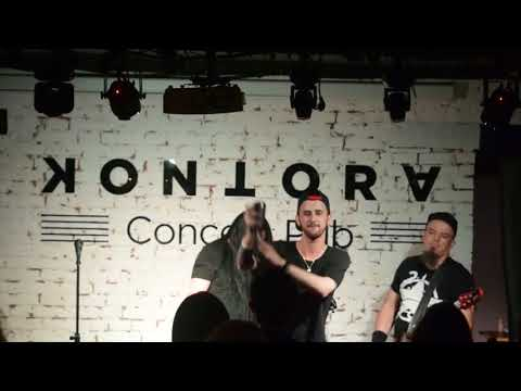 Poisonstars - Rock Roll Queen (cover The Subways )(Kontora Grill Pub 26 мая Москва)