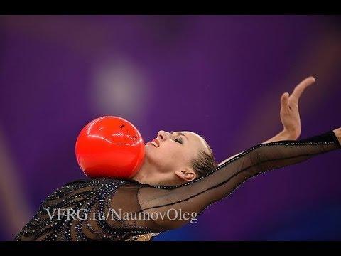 Rhythmic Gymnastics Routine Rewind: Ganna Rizatdinova - Ball 2015