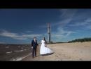 Свадебный клип Владимира и Анастасии. Свадебная видеосъемка в Санкт-Петербурге. свадебный видеограф
