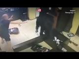 Нападение на ломбард. Видео с камер