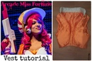 Arcade Miss Fortune Cosplay Tutorial The vest
