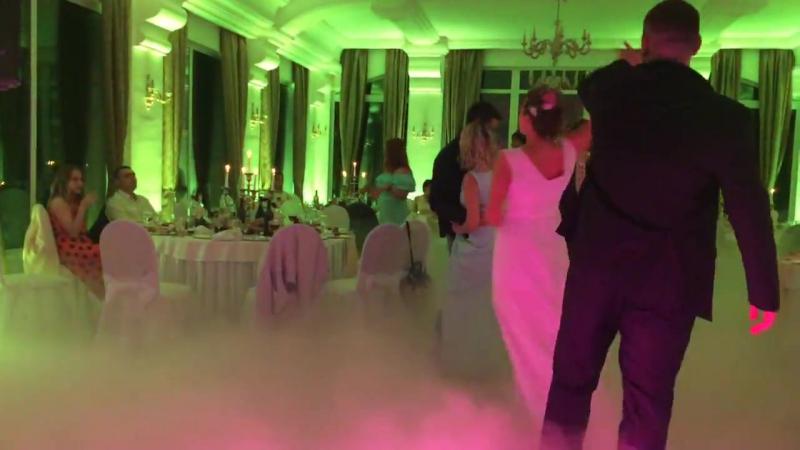 Свадьба Михаила и Дианы в коттедже Нижняя усадьба3