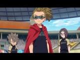 Inazuma Eleven: Ares no Tenbin 7 серия русская озвучка Shoker / Одиннадцать молний: Равновесие Ареса 07