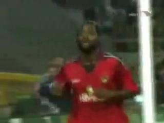 Кубок УЕФА 2005. Финал. ЦСКА - Спортинг. Голы