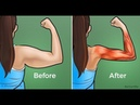 4 Mins To Sexy Arms Best Exercises To Lose Arm Fat Fast